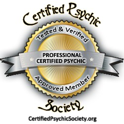 Certified Psychic Society - Shay Parker