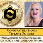 Tiffany Powers Awesome Accolades